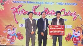"""PV Power ủng hộ người nghèo tỉnh Nghệ An trong chương trình """"Xuân ấm biên cương"""""""