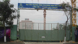 Bình Định: Dự án I Tower Quy Nhơn chưa đủ điều kiện mở bán và xây dựng chưa có giấy phép