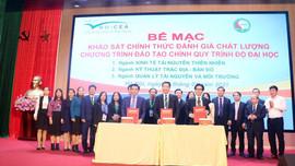 Đại học TN&MT Hà Nội đánh giá chất lượng 3 chương trình đào tạo