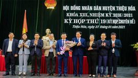 Thanh Hóa: Huyện Thiệu Hóa có tân Chủ tịch trẻ nhất tỉnh