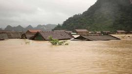 Quảng Bình: Phân bổ hơn 800 tấn muối hỗ trợ các địa phương bị ảnh hưởng do thiên tai