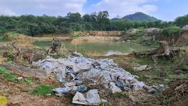 Quảng Bình: Mỏ sét Công ty CP Cosevco Lê Hóa 5 năm vẫn chưa hoàn thành thủ tục thuê đất