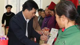 Lãnh đạo Ủy ban Dân tộc thăm và chúc Tết tại các tỉnh: Cao Bằng và Kiên Giang