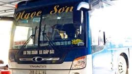 Thanh Hóa: F1 với bệnh nhân COVID-19 ở Quảng Ninh tự ý bắt xe về quê, khẩn trương truy vết