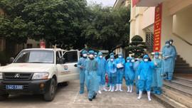 Quảng Ninh thực hiện giãn cách xã hội toàn bộ huyện Vân Đồn