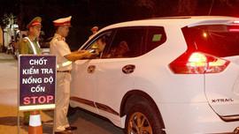 Hà Tĩnh: Phạt lái xe 35 triệu đồng, tước giấy phép lái xe 23 tháng do vi phạm nồng độ cồn