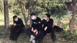 Quảng Trị: Truy bắt nhóm người Trung Quốc nhập cảnh trái phép