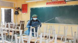 Bộ GDĐT yêu cầu cơ sở giáo dục đại học tăng cường phòng chống dịch bệnh COVID-19
