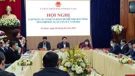 Chủ tịch tỉnh Hà Nam chỉ đạo kiểm tra lại các sai phạm tại Công ty Savina