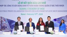 Tập đoàn SCG tiến vào năm 2021 với định hướng Kinh tế Tuần hoàn