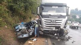 Tai nạn giao thông nghiêm trọng khiến 7 người thương vong