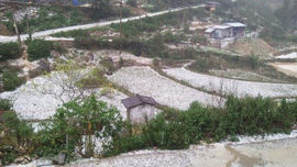 Thời tiết ngày 8/2, Bắc Bộ khả năng xảy ra lốc, sét, mưa đá