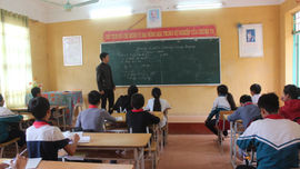 Điện Biên: Học sinh đi học trở lại từ ngày 22/2