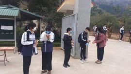 Sơn La tiếp tục cho học sinh nghỉ học để phòng, chống dịch Covid-19
