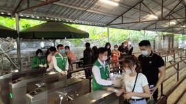 Ninh Bình đảm bảo vệ sinh môi trường khu du lịch dịp Tết Nguyên đán 2021