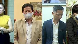 Khởi tố, bắt tạm giam 4 bị can liên quan đến sai phạm tại Sở Y tế Sơn La