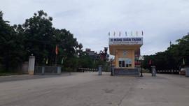 Quảng Nam cách ly 64 công nhân đến từ Hải Dương trong nhà máy xi măng Xuân Thành