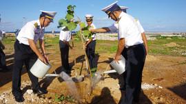 Trường Sa, DK1 đón Tết vui tươi, giữ vững chủ quyền an ninh trên biển