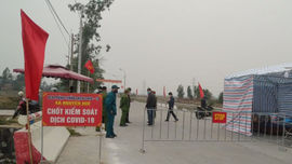 Quảng Ninh: Gỡ bỏ phong tỏa tạm thời 2 xã An Sinh và Việt Dân