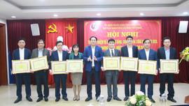 Sở Tài nguyên và Môi trường tỉnh Phú Thọ hoàn thành tốt nhiệm vụ công tác năm 2020