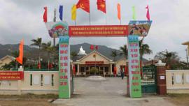 Bình Định: Công bố thành lập thị trấn Cát Tiến