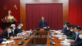 Hải Phòng: Hỗ trợ tỉnh Hải Dương 500.000 khẩu trang y tế và 5 tỷ đồng