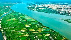 Chính thức thành lập tổ chức quản lý lưu vực sông Cửu Long và Sê San - Srêpốk