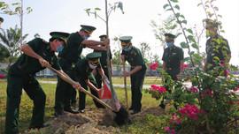 """Bộ đội Biên phòng Bà Rịa - Vũng Tàu phát động """"Tết trồng cây đời đời nhớ ơn Bác Hồ"""""""