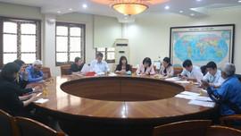 Thứ trưởng Nguyễn Thị Phương Hoa tiếp công dân định kỳ tháng 2/2021