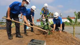 """Khí Đông Nam - """"Chung tay vì màu xanh trên công trình khí"""""""