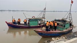 """Bắt Phó chánh văn phòng Sở GTVT Ninh Bình liên quan """"cát tặc"""""""