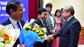 Thừa Thiên Huế: Tri ân đội ngũ thầy thuốc nhân dân, thầy thuốc ưu tú