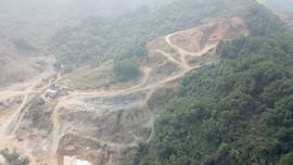 Hà Nam: Công ty TNHH Vận tải và Xây dựng Tiến Đạt nhiều năm khai thác đất trái phép