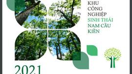 KCN Nam Cầu Kiền (Hải Phòng): Sẽ trồng 1 triệu cây xanh ngay trong năm 2021