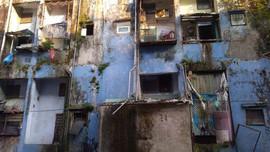 Đà Nẵng: Ô nhiễm môi trường, cơ sở hạ tầng xuống cấp ở Khu chung cư Hòa Minh