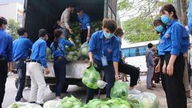 Bắc Ninh: Hỗ trợ tiêu thụ hơn 40 tấn nông sản của các HTX vùng dịch
