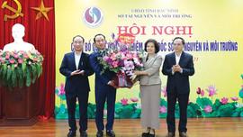 Bắc Ninh: Trao Quyết định bổ nhiệm Giám đốc Sở Tài nguyên và Môi trường