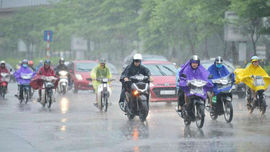 Dự báo thời tiết ngày 2/3: Hà Nội có mưa vài nơi, trời rét