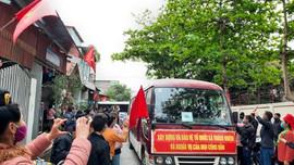 Hơn 1.400 thanh niên Sơn La lên đường nhập ngũ