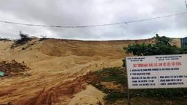 Quảng Bình: Đúng hay sai việc Công ty Anh Quyết chuyển nhượng mỏ cát được cấp phép?