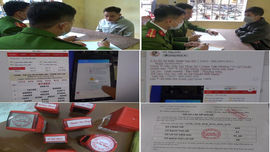 Thanh Hóa: Triệt phá vụ án lừa đảo bán số lô, đề qua mạng xã hội