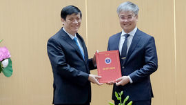 Nhà báo Trần Tuấn Linh giữ chức Tổng Biên tập Báo Sức khoẻ và Đời sống