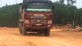 Bình Định: Hai doanh nghiệp khai thác đất trái phép bị phạt 180 triệu đồng
