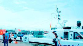 Quảng Ngãi: Chủ tịch tỉnh thống nhất mở tuyến đường thủy Đà Nẵng - Lý Sơn