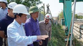 Tập trung đẩy nhanh tiến độ cao tốc Cam Lộ - La Sơn gắn với đảm bảo chất lượng công trình