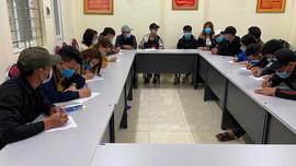 Cao Bằng: Ngăn chặn 21 công dân Việt Nam có ý định xuất cảnh trái phép sang Trung Quốc