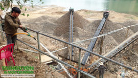 Vụ mỏ cát Công ty Hợp Thịnh vẫn hoạt động khi giấy phép hết hạn: Yêu cầu đóng cửa mỏ