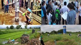 Hợp tác quản lý tài nguyên nước dưới đất trong vùng châu thổ Mekong