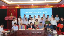 Sơn La: Đối thoại và ký cam kết quản lý, khai thác tài nguyên khoáng sản, BVMT