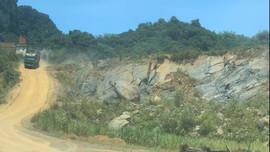 Kim Bảng – Hà Nam: Công ty Tiến Đạt không chấp hành xử phạt, tiếp tục khai thác đất trái phép